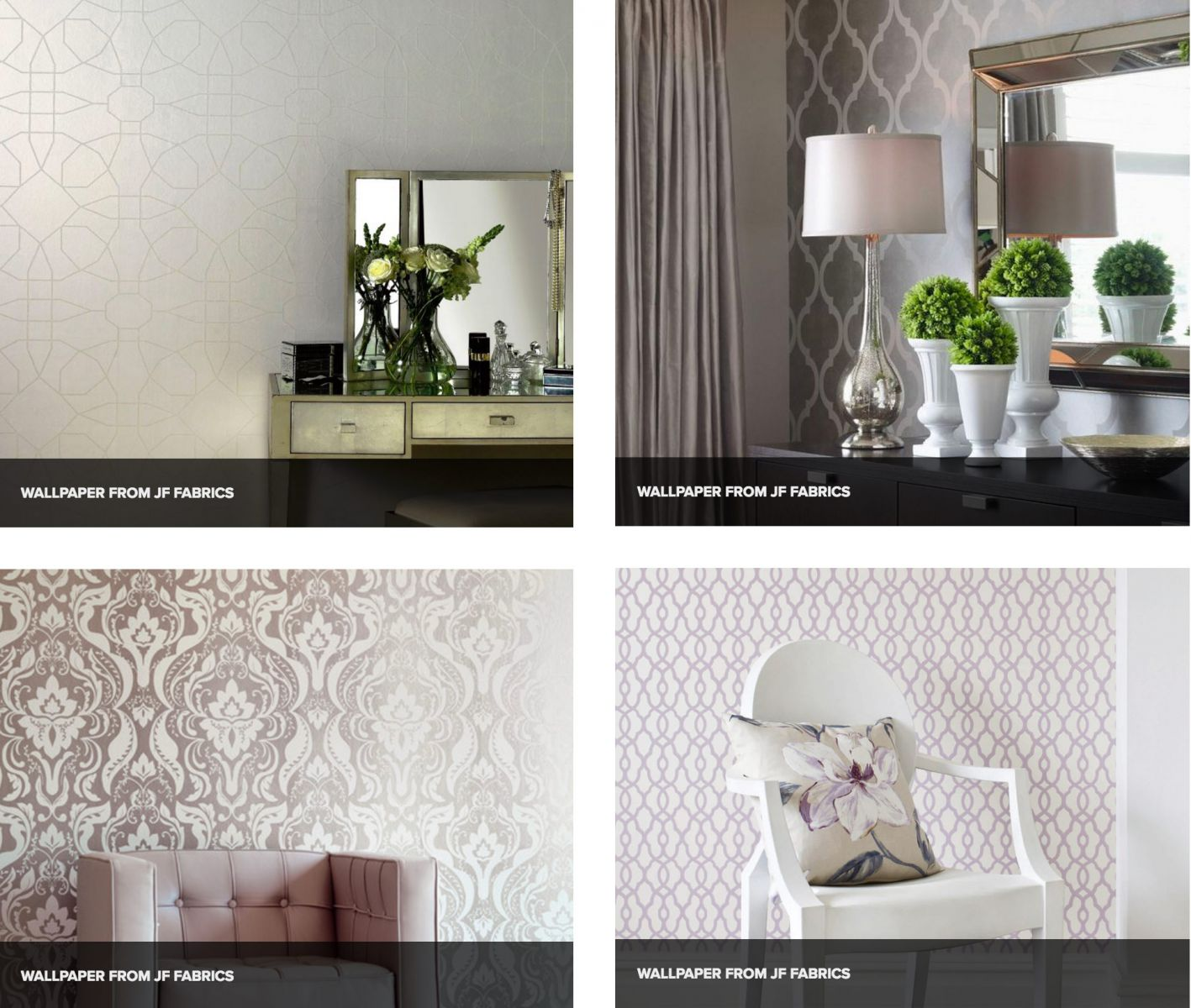 Modern Wallpaper Designs in Southlake, TX