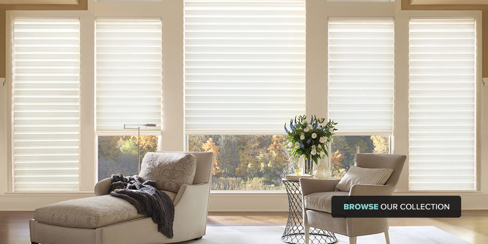 Hunter Douglas Shutters and Shades in Plano, TX