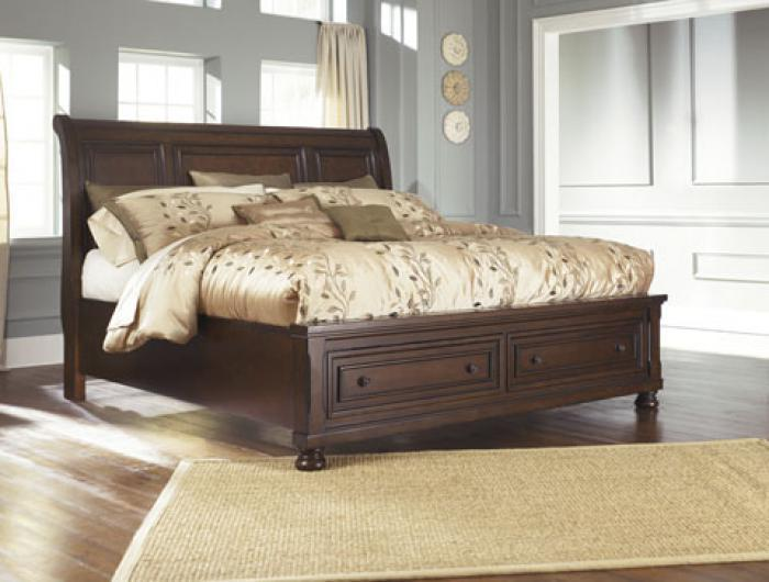 Porter Queen Bed,Ashley