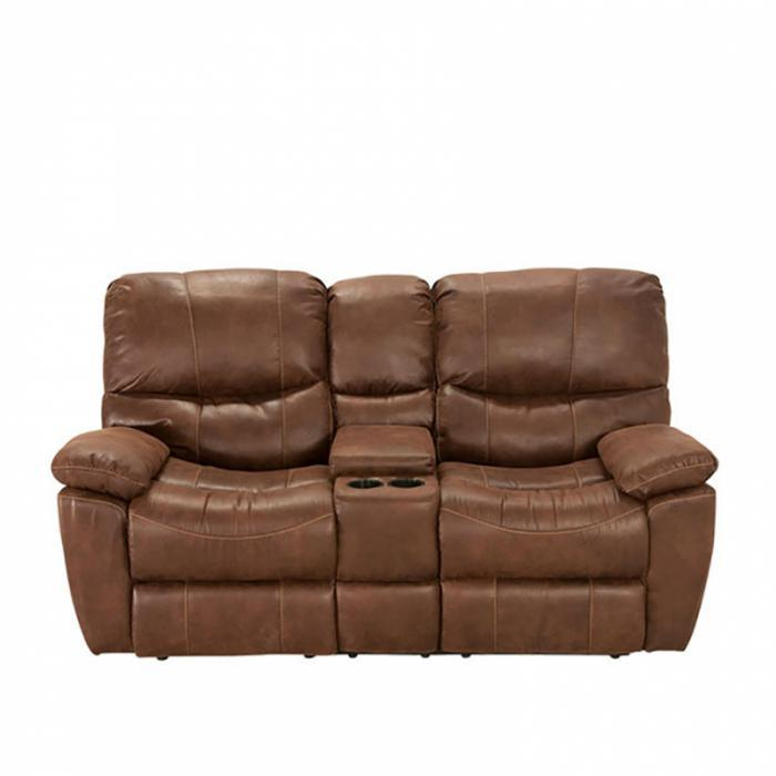356 Rocking Reclining Love Seat,Synergy Home Furnishings