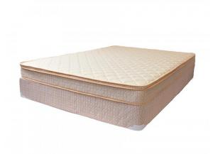 Promo Euro Twin Mattress With Foundation