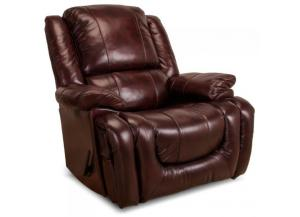 Champion Leather Recliner