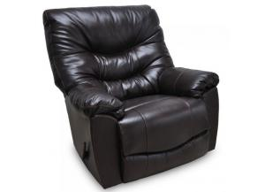 Trilogy Leather Recliner,FRANKLIN