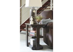 Garletti Chairside End Table