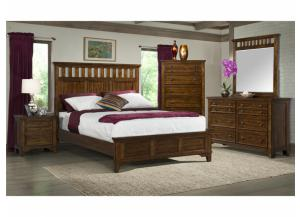 Woodlands Queen Bed