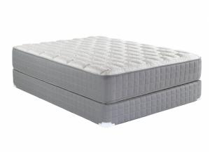 III Quilted Top King Size Mattress With Foundation