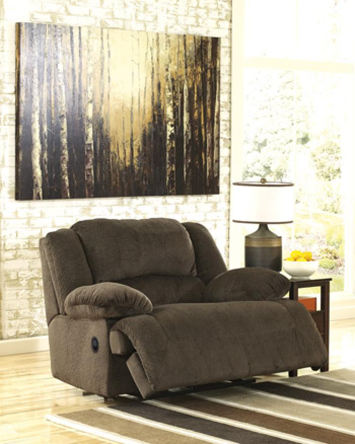 Zero Wall Wide Seat Recliner,Ashley
