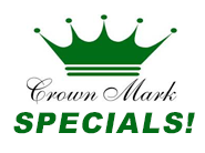 Crown Mark Specials Sidebar Ad
