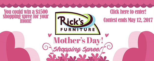 Mother's Day Shopping Spree Contest