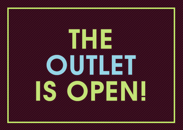 Outlet is Open