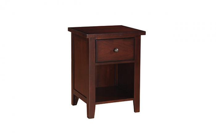 BVC100 Vintage 1 Drawer Nightstand,Winners Only, Inc.