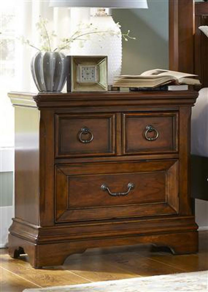 547 Laurelwood Nightstand,Liberty Furniture Industries