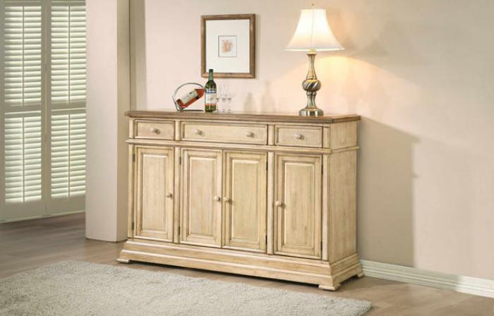 DQ1470BW Quails Run Sideboard,Winners Only, Inc.