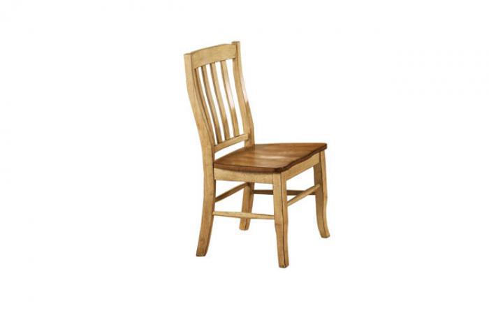 DQ1452SW Quails Run Rake Back Side Chair  ,Winners Only, Inc.