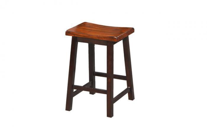 DFA55024 Fifth Avenue Saddle Stool,Winners Only, Inc.