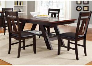 116 Lawson Dining Table w/4 chairs