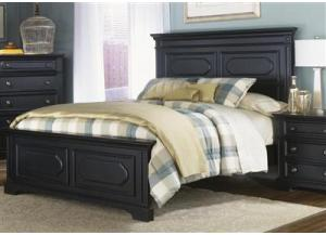 917 Carrington II Queen Panel Bed,Liberty Furniture Industries