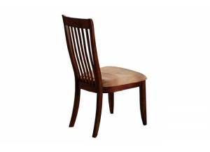 DTC2450S Topaz Slat Back Side Chair