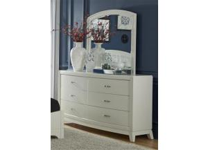 205 Avalon II 6 Drawer Dresser