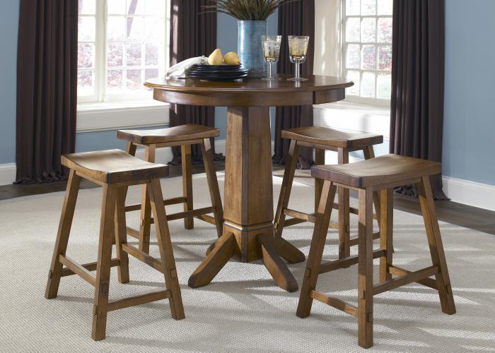 Creations II 5-pc Pub Dining Set,Liberty