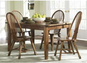 Treasures 5pc Dining Set,Liberty