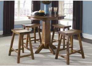 Creations II 5-pc Pub Dining Set