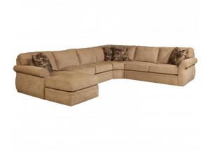Veronica 4 Piece Sectional
