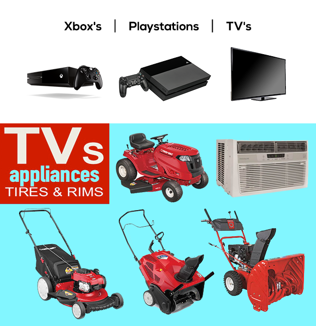 TV and Appliances