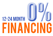 12 to 24 Month Financing at Rock Bottom Furniture