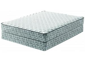 Grayhawk Cushion Firm Twin Mattress w/Foundation