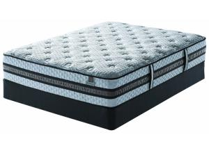 iSeries Fundamental Plush King Mattress w/Boxsprings
