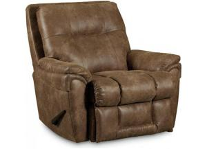 Admiral Comfort King Rocker Recliner
