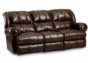 Evans Double Reclining Sofa