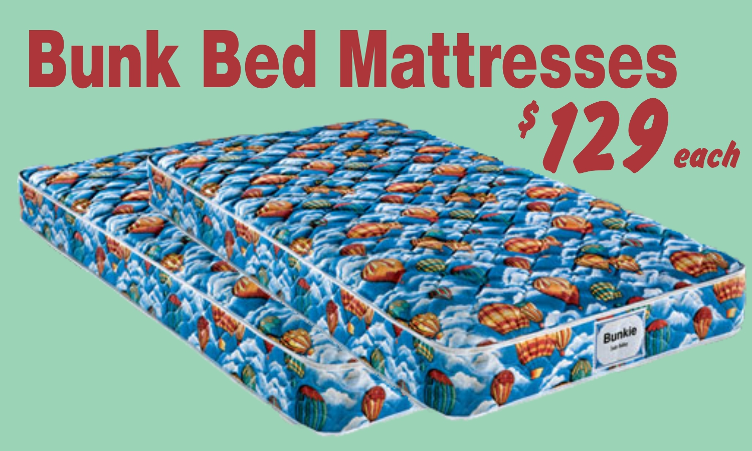 Bunk Bed Matts
