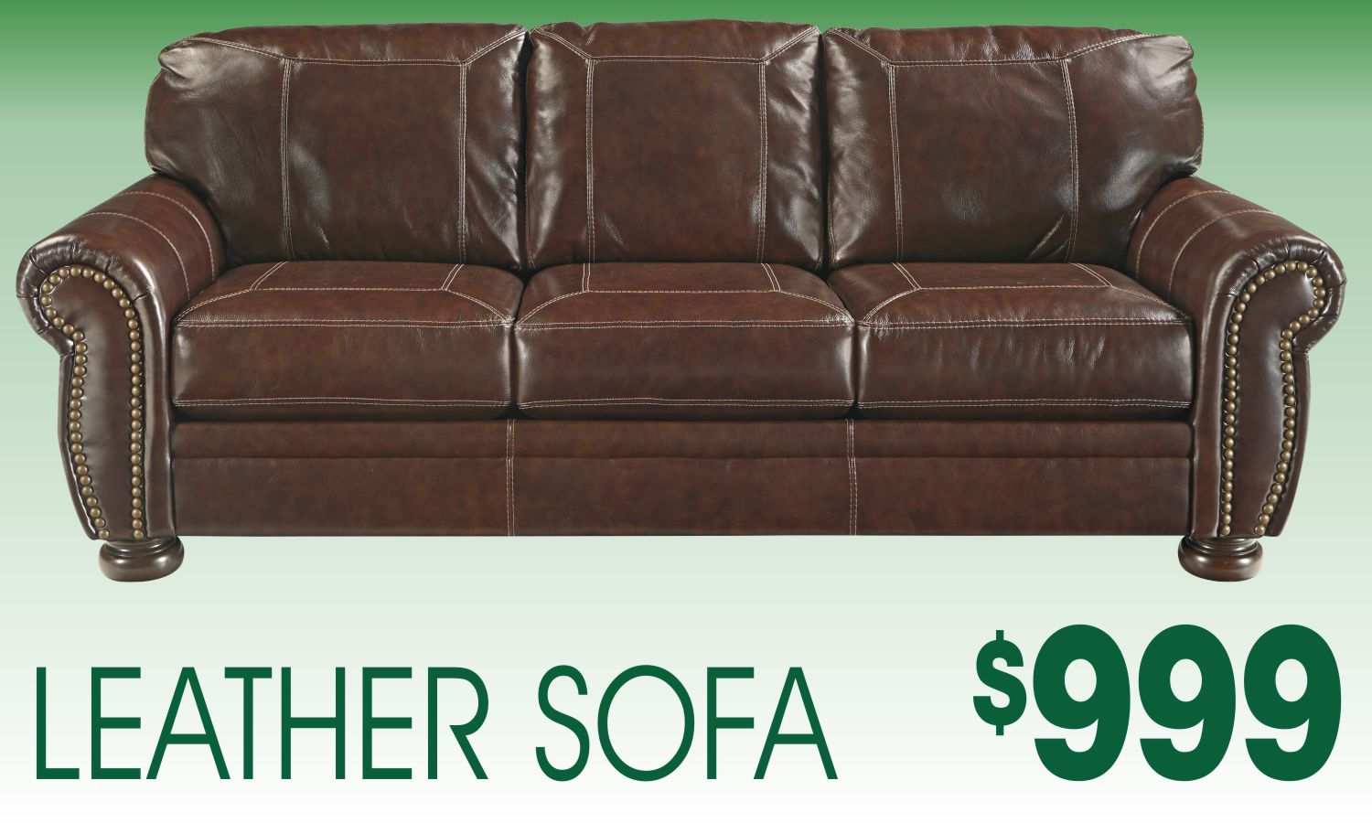 Leather Sofa-5