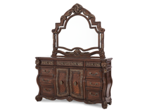 Essex Manor Dresser and Mirror