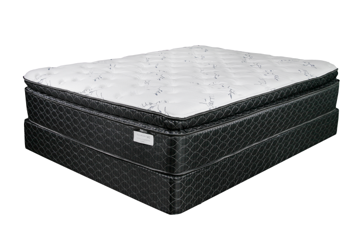 ELLIS Ultra Plush King Mattress & Foundation,Englander Mattress
