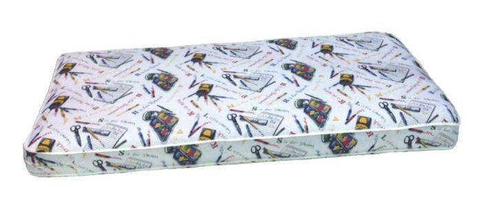 Crayon Twin Bunkie Mattress,FREIGHT SPECIALS