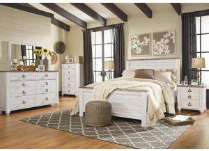 Willowton 5PC Bedroom Package