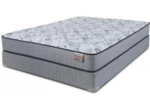 Jubilee Queen Mattress and Foundation