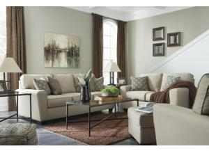 Calicho Ecru Sofa & Loveseat