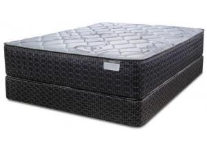 Brent Ultra Plush Queen Mattress & Foundation