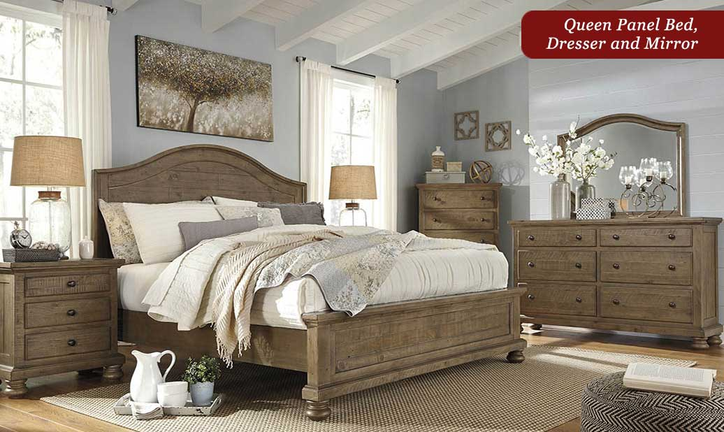 Trishley Bedroom Set