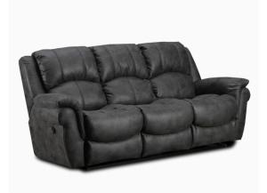 Behold Home Black Sofa