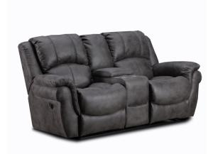 Behold Home Black Loveseat