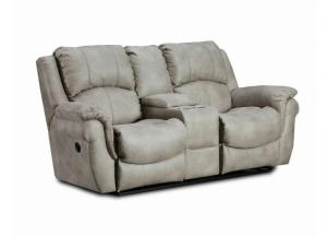 Behold Home Beige Loveseat