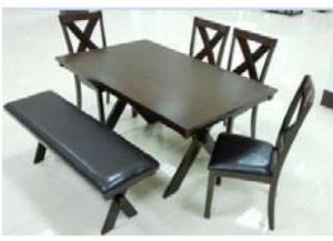 6 Piece Dining Room Suite