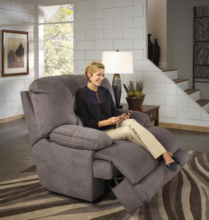 Noble Slate Recliner,Catnapper
