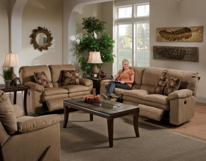 Impulse Cafe Reclining Loveseat,Catnapper