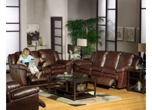 Sonoma Sable Reclining Sofa